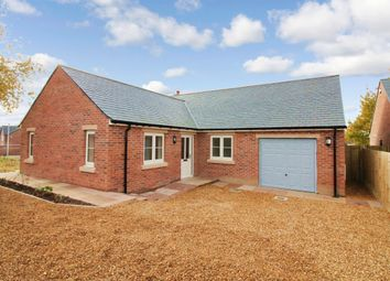 Thumbnail 2 bed detached bungalow for sale in School Road, Cumwhinton, Carlisle