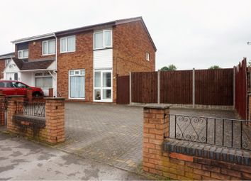 Thumbnail 3 bedroom semi-detached house for sale in Greenlands Road, Birmingham