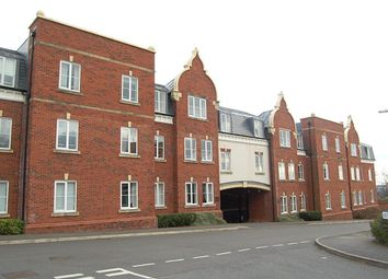 Thumbnail 1 bed flat to rent in Duesbury Place, Mickleover