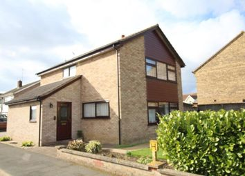 Thumbnail 3 bed detached house for sale in Barton Close, Witchford, Ely