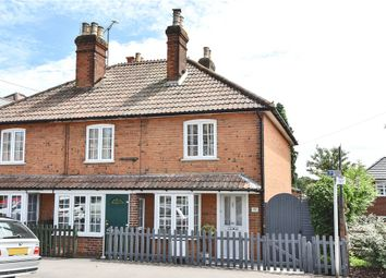 Thumbnail 2 bed end terrace house for sale in Albert Street, Fleet