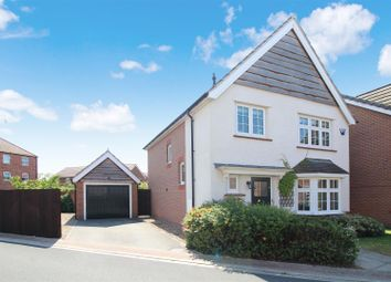 Thumbnail 3 bed detached house for sale in Saxon Court, Sherburn In Elmet, Leeds