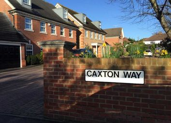 Thumbnail 5 bed detached house to rent in Caxton Way, Romford