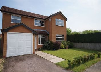 Thumbnail 4 bed detached house for sale in Witcham Close, Lower Earley, Reading, Berkshire