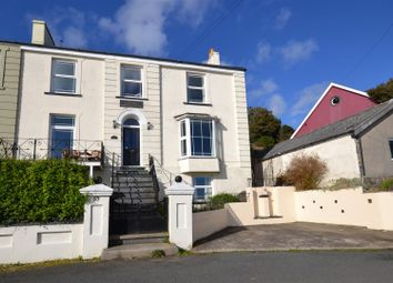 Thumbnail 6 bed semi-detached house for sale in Church Road, Llanstadwell, Milford Haven