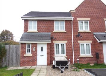 Thumbnail 3 bedroom semi-detached house to rent in The Sidings, Blackhall Colliery, Hartlepool
