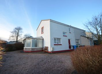Thumbnail 2 bed semi-detached house for sale in 14 Loch Avenue, Nairn