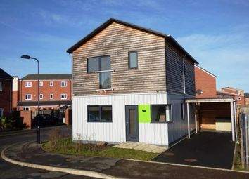 Thumbnail 3 bedroom detached house for sale in Forrest Drive, Hempsted, Peterborough, Cambridgeshire