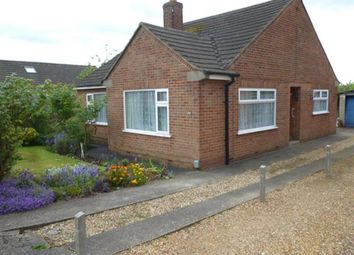 Thumbnail 3 bedroom detached bungalow for sale in Lawson Avenue, Stanground, Peterborough