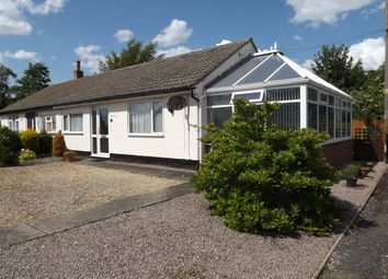 Thumbnail 2 bed semi-detached bungalow for sale in Hurn Bank, Holbeach Hurn, Holbeach, Spalding