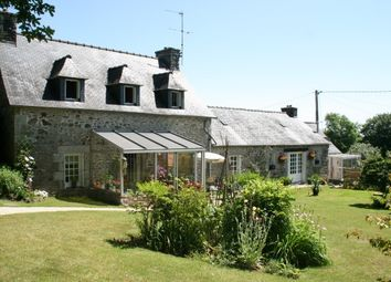 Thumbnail 4 bed detached house for sale in 29690 Plouyé, Finistère, Brittany, France