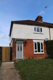 Thumbnail 2 bed semi-detached house to rent in Alton Road, South Warnborough, South Warnborough, Hook, Hampshire