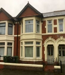 Thumbnail 4 bed terraced house to rent in Summerfield Avenue, Heath, Cardiff