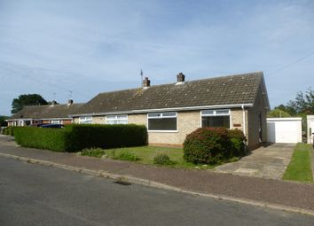 Thumbnail 2 bed semi-detached bungalow for sale in St Nicholas Way, Potter Heigham, Great Yarmouth