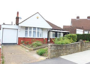 Thumbnail 3 bed bungalow for sale in Clayhall Avenue, Clayhall, Ilford