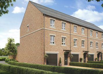 "Thumbnail 3 bed end terrace house for sale in ""Houghton"" at Hambridge Road, Newbury"