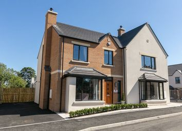 Thumbnail 3 bed semi-detached house for sale in Chantry Gardens, Station Road, Greenisland, Carrickfergus