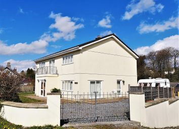 Thumbnail 4 bed detached house for sale in Millbank Lane, Johnstown, Carmarthen
