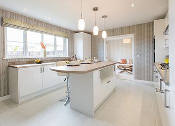 """Thumbnail 5 bedroom detached house for sale in """"Thornewood"""" at Slateford Road, Bishopton"""