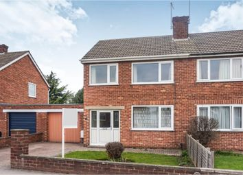 Thumbnail 3 bedroom semi-detached house to rent in Yarburgh Way, York