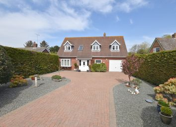 Thumbnail 3 bed detached house for sale in Trunch Road, Mundesley, Norwich