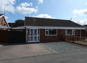 Thumbnail 2 bed bungalow for sale in The Holly Grove, Quedgeley, Gloucester