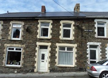 Thumbnail 3 bed terraced house to rent in Dinam Street, Nantymoel, Bridgend.