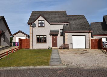 Thumbnail 3 bed detached house for sale in Birnie Drive, Elgin