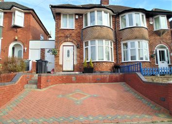 Thumbnail Semi-detached house for sale in Yateley Crescent, Great Barr