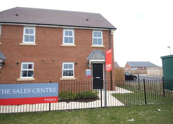 Thumbnail 2 bed semi-detached house for sale in Barnes Wallis Way, Buckshaw Village, Chorley