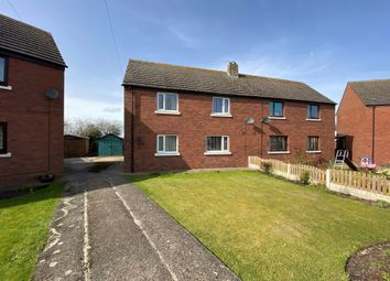 The Oval, Cummersdale, Carlisle CA2. 3 bed semi-detached house for sale