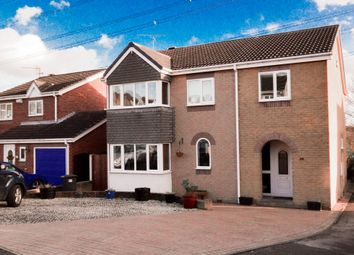 Thumbnail 5 bedroom detached house for sale in Farmoor Gardens, Sothall, Sheffield