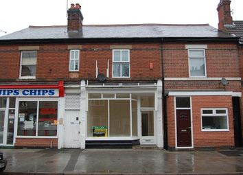 Thumbnail 2 bed flat to rent in Bearwood Hill Rd (Upper), Winshill, Burton Upon Trent, Staffordshire