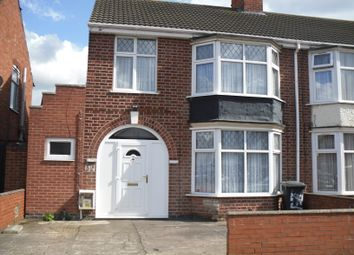 4 bed semi-detached house for sale in Kitchener Road, North Evington, Leicester LE5