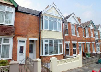 Thumbnail 3 bed terraced house to rent in St. Georges Road, Folkestone