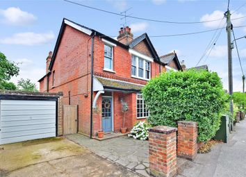 Thumbnail 3 bed semi-detached house for sale in Lower Station Road, Billingshurst, West Sussex