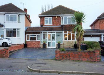Thumbnail 4 bed link-detached house for sale in Senneleys Park Road, Birmingham