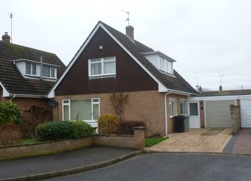 Thumbnail 3 bed detached bungalow for sale in Stamford Close, Market Deeping, Peterborough