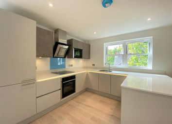 Thumbnail 2 bedroom flat for sale in Commercial Road, Parkstone, Poole