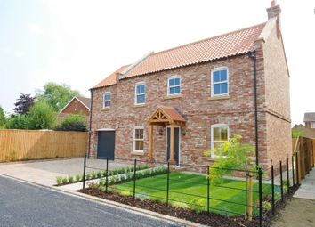 Thumbnail 5 bed detached house for sale in Melbourne, York