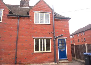 Thumbnail 1 bedroom terraced house for sale in Yerbury Street, Trowbridge