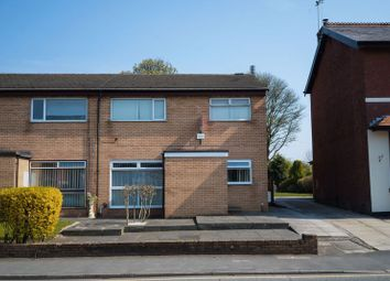 Thumbnail 2 bedroom flat for sale in Wigan Road, Standish, Wigan