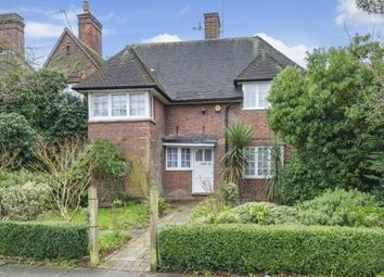 Thumbnail 5 bed detached house for sale in Wildwood Road, Hampstead Garden Suburb, London