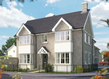 "Thumbnail 3 bed end terrace house for sale in ""The Sheringham"" at Cleveland Drive, Brockworth, Gloucester"