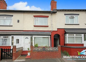 Thumbnail 3 bed terraced house for sale in Bertram Road, Smethwick