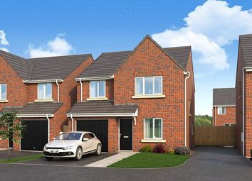"Thumbnail 4 bed property for sale in ""The Rowingham At Aurora, Castleford"" at Flass Lane, Castleford"