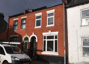 Thumbnail 3 bed terraced house to rent in Cowper Terrace, Junction Road, Northampton