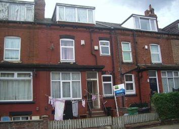 Thumbnail 2 bedroom terraced house for sale in Seaforth Road, Leeds