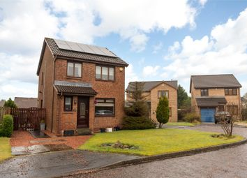 Thumbnail 3 bed detached house for sale in Robertson Way, Livingston, West Lothian