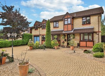 Thumbnail 5 bed detached house for sale in Jade Close, Lisvane, Cardiff